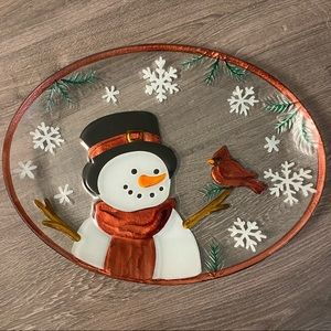 Holiday Serving Platter